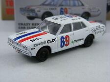 Nissan Cedric Stock-Car Crazy Ken's,Tomytec Tomica Lim.Vint.Neo CKB Vol.02,1/64