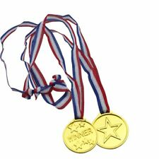 Gold Colour Winning Medal Box of 120
