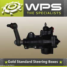 GOLD STANDARD MITSUBISHI L200 RECONDITIONED POWER STEERING BOX WITH DROPARM