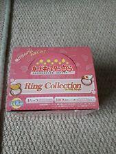 Official Cardcaptor Sakura Rings Japanese Import