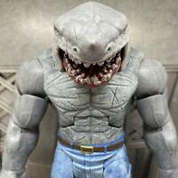 "DC Multiverse King Shark Build a Figure BAF CNC 8"" Inch Action Figure Complete"
