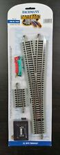 Lot#3 Bachmann E-Z Track #5 Switch NIB