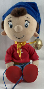 Noddy - Enid Blyton Plush Character Toy Doll Soft Toy With Bell
