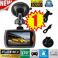 "1080P 2.2"" Car DVR Vehicle Camera Video Recorder G-sensor Night Vision  Dash Cam"