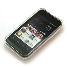 Motorola defy mini xt320, xt321 s-Curve TPU bolsa-transparente