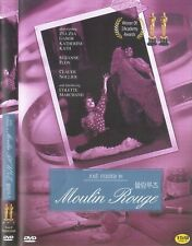 Moulin Rouge (1952) Jose Ferrer / Zsa Zsa Gabor Dvd Used *Fast Shipping*