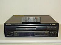 Pioneer CLD-700 PAL Laserdisc Player LD CD CDV LD, inkl.FB, 2 Jahre Garantie