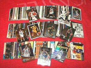 KARL MALONE JAZZ LAKERS HOF LOT OF 463 CARDS WITH 132 INSERTS (18-65)