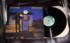 KEVIN BROWN Road Dreams NM Hannibal LP Put A Smile On Your Face DIAMOND RING