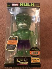 Hulk - Green Glitter Hikari Figure - FunKo