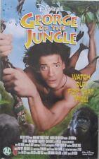 GEORGE OF THE JUNGLE - WALT DISNEY -VHS