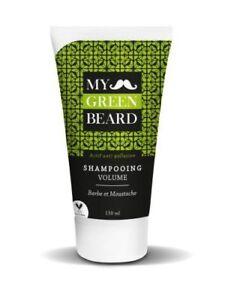 Bartvolumen Shampoo (150ml) My Green Beard verleiht dem Bart mehr Volumen