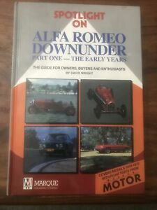 Alfa Romeo Downunder - Part 1