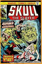 Skull The Slayer/Marvel Comic Book-#3(Bronze)/1976