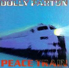 Peace Train [Single] by Dolly Parton (CD, Jul-1997, ARK 21 (USA))