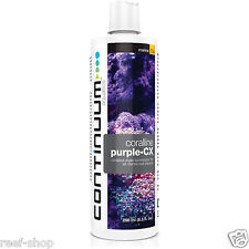 Continuum Coralline Purple CX 250 ml 8.5 oz Purple Up Algae FREE USA SHIPPING!