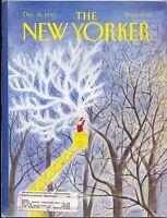 New Yorker Magazine Dec December 20 1993 JJ Sempe John McPhee Avedon Schiff