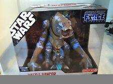 Star Wars The Force Unleashed Battle Rancor w/ Felucian Rider 2008 New Rare