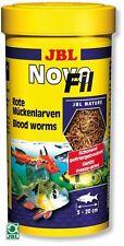 JBL novofil 250 ml -freeze-dried Bloodworms