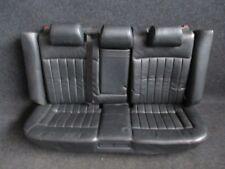 LEDER Rücksitzbank Rückbank Audi A6 4B Ausstattung schwarz SOUL