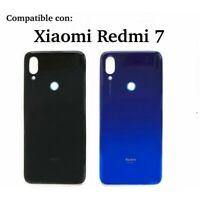 Tapa Trasera para Xiaomi Redmi 7 Carcasa Cubre Bateria de Repuesto