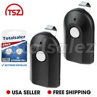 2 For Genie Intellicode ACSCTG Type 1 Garage Door Opener Remote Control G2T-1