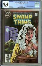 SAGA OF THE SWAMP THING #33 CGC 9.4 WHITE PAGES