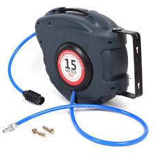 Trommel Druckluft Automatik Aufroller Druckluft Schlauchtrommel 15 Meter