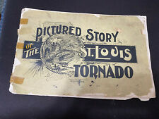 Pictured Story of the May 27,1896 St Louis Tornado