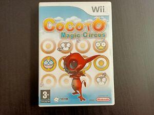 COCOCTO MAGIC CIRCUS - NINTENDO WII BOXED (cv)
