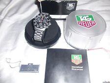 TAG Heuer Formula 1 SCUBA Chronograph Black Dial 571.513