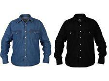 Duke Denim Western Shirt