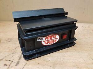 Entgrat- und Kantenfräsmaschine Speedy 270   Power-Spider   Swiss Made