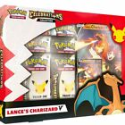 Pokemon Celebrations Lance's Charizard V Box Set Pokemon TCG