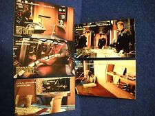 Star Trek First Contact Trading Cards USS Enterprise NCC-1701-E, # E3