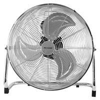 Windmaschine Silber 45cm 100W 4.770,6m³/h Bodenventilator Ventilator Proklima