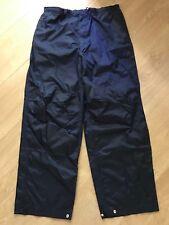 Ralph Lauren señores pantalones golf pantalones lluvia pantalones azul XXL nylon función material Top