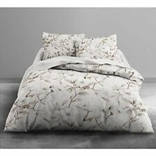 Today Parure de lit À 2 personnes Polyester Blanc/beige 220x240 cm