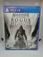 Assassin's Creed Rogue PS4 Remastered (Sony PlayStation 4) BRAND NEW!!!