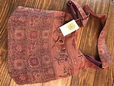 Handcrafted Sari Bag New