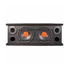 Dual Sbx6502 300W 2-Way Full-Range Speaker System