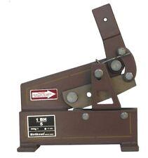 Cisaille robuste pour tôles d'acier 5 mm - 150 mm Birliksan BIR1BH5