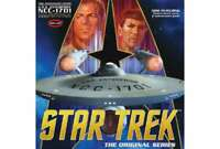 1/350 Star Trek The Original Series Enterprise NCC1701 50th Anniv 849398007822