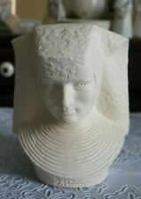 VINTAGE Goebel White Bisque Bust Sister Maria Innocentia Hummel #Hu2, Germany