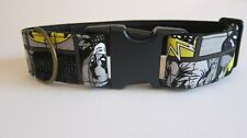 Batman Click Collar, 1.5 inch (4 cm) wide for dogs