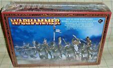 Warhammer High Elf Silver Helms Regiment  NIB OOP - AOS Aelves