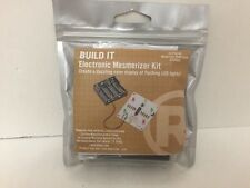 BUILD IT RadioShack DIY Electronic Mesmerizer Kit Brand New #2770351