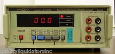 Hioki Digital Power Hi Tester RMS 3182 ++ Nice ++