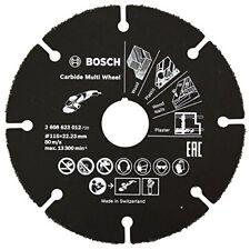 Disco Multi Carburo di Ruote Bosch 115 x 22