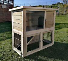 Hasenstall MÜMMELMANN Kaninchenkäfig Hasenkäfig Kaninchenstall Hase Stall Käfig